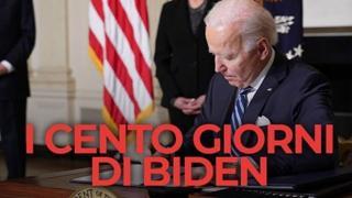Altro che «Sleepy Joe». Biden, i primi cento giorni del presidente decisionista