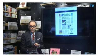«Vediamoci all'edicola» Venanzio Postiglione legge e commenta i giornali