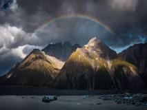 La Nuova Zelanda in tutto il suo splendore