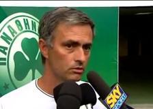 Mourinho: «Lo Monaco? Conosco solo quello del Tibet»