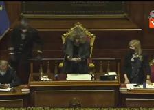 Un minuto di silenzio in Senato per Luana D'Orazio, l'operaia morta in fabbrica a Prato