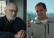 Federer e De Niro in uno sport da ridere: «Roger, la Svizzera è troppo perfetta»