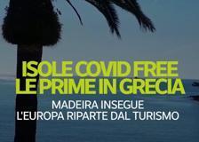 Isole Covid free: le prime in Grecia