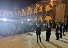 Denise Pipitone, la fiaccolata per la bimba scomparsa a Mazara del Vallo