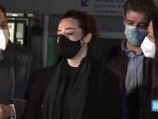 Omicidio Cerciello, la vedova in lacrime: «Questa sentenza non mi riporterà Mario»