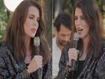 Charlotte Casiraghi, la sua esibizione canora ad un evento Chanel