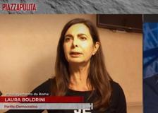 Laura Boldrini racconta la sua malattia: «Ho scoperto per caso il tumore: è stata come un'onda anomala che mi ha travolto»