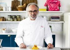 La carbonara «au Koque» dello chef Marco Sacco