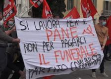 Morte Luana, il ministro Orlando a Prato: «Basta indignazione, occorre fare»
