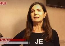 Laura Boldrini racconta la malattia a Piazzapulita