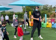 La lezione di danza di Raimondo Todaro ai bambini malati