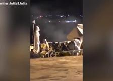 Migranti, sbarcati in mille a Lampedusa. Salvini: «Serve un incontro con Draghi»