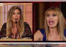 Lo scontro in tv dopo il sostegno di Alessandra Mussolini al ddl Zan