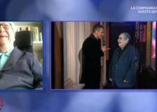 Vincenzo Mollica e le risate con Fiorello: «Rosario è un amico a cui voglio un bene infinito»