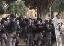 Medio Oriente: il Jerusalem Day inizia con scontri e sassaiole