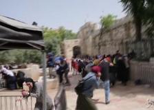 Gerusalemme, le granate della polizia finiscono nella moschea