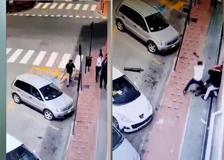 Ventimiglia, il video del migrante aggredito e picchiato dopo un tentato furto