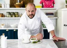 Il pollo «in potacchio come una royale» dello chef Errico Recanati