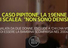 Caso Pipitone, la 19enne di Scalea segnalata da due donne: «Non sono Denise»