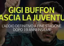 Gigi Buffon lascia la Juventus dopo 19 anni insieme