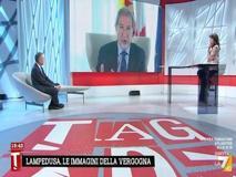 Lampedusa, Musumeci: «L'Europa ci dica se considera la Sicilia un Paese del Nordafrica»