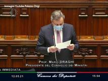 Durigon, Draghi: «La Guardia di finanza non ha indagato, dalla Procura fiducia»