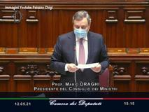 Draghi: «Il mio cordoglio per Luana D'Orazio e per gli altri 5 lavoratori deceduti»