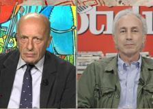 Scontro tra Sallusti e Travaglio sul caso Davigo: «Lui si sarebbe arrestato»