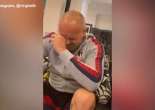 Mihajlovic in lacrime, la figlia Virginia è incinta: tutta la commozione di nonno Sinisa