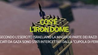 Cos'è l'Iron Dome: la