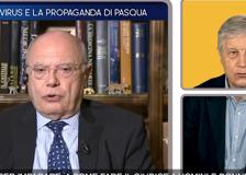 Il professor Galli in quarantena dal video: il troppo apparire genera confusione