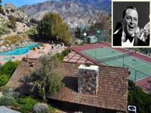 La villa super lussuosa che fu di Frank Sinatra e che non si riesce a vedere