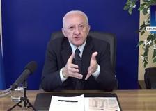 De Luca: «Non si trovano più lavoratori stagionali, preferiscono 700 euro al mese che alzarsi alle sei»