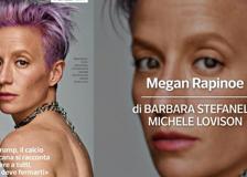 Megan Rapinoe «Dissi a mia madre che ero gay. Pensavo l'avrebbe presa bene...»