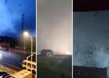 Cina, due violenti tornado colpiscono Wuhan e Suzhou