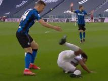 Juventus-Inter, i telecronisti inglesi ridono per il rigore su Cuadrado