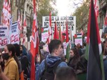 Palestina, proteste a Buenos Aires all'ambasciata israeliana