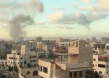 Gaza, continuano i raid di Israele