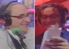 Franco Battiato e lo show con Fiorello a Viva Radio 2: «Maestro mi disturba»