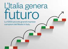 «L'Italia genera futuro», Champions a Piazza Affari
