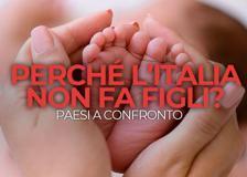 Crollo nascite, perché l'Italia è in ritardo (anche sul vaccino alle donne incinte)