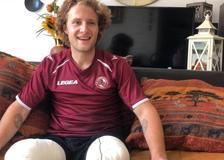 Christian, l'incidente in moto e le gambe amputate: «Il mio esempio è Zanardi. Ho visto il buio, ma ora sono felice»