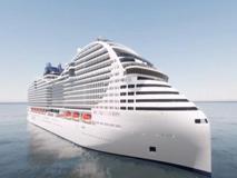 Ecco la nuova ammiraglia di Msc Crociere, la