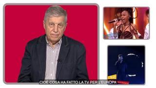 Eurovision contest, quando l'idea di Europa è affidata solo alle canzoni