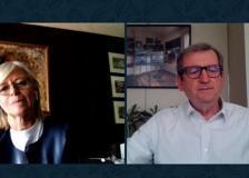 Bianchi e Stefanini, dialogo sullo sviluppo: «Fare i conti con impegni e carenze»