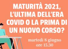 Maturità 2021, l'ultima dell'era Covid o la prima di un nuovo corso?