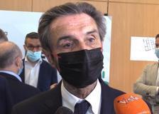 Vaccini, Fontana: «Pronti a vaccinare i turisti ma servono più dosi»