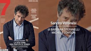 Sandro Veronesi: «La gravità vince sempre, salvo che per alcuni atleti eroi»