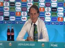 Europei 2021, Mancini: «Noi favoriti? Mancano solo sei partite, è ancora lunga»