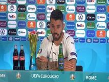 Europei 2021, Spinazzola: «Arrivare in finale? Consapevoli della nostra forza, parlerà il campo»